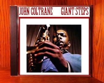 John Coltrane – Giant Steps - Vintage CD