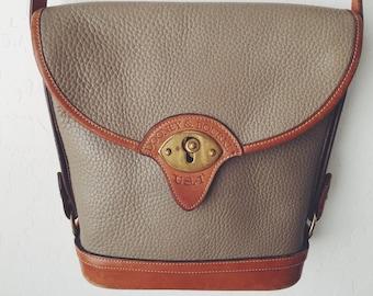 Dooney & Bourke crossbody All weather leather