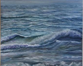 Ocean - fall sea