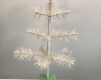 Authentic German Goose Feather Tree