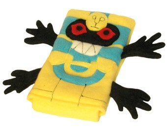 JULY PREORDER 3ds XL Case / Custom Size Pokemon Cofagrigus pouch carrying case new 3ds / 3ds xl / nintendo switch / psp vita holder cozy