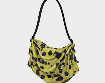 Shapeforms Yellow Origami Tote