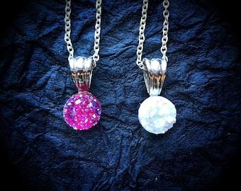 Sparkling Pendant Necklaces