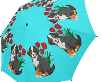 Bernese Mountain Dog Umbrella