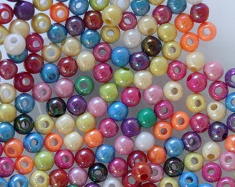 set of 20 round pearls