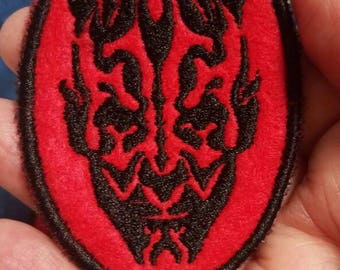 Darth Maul Patches