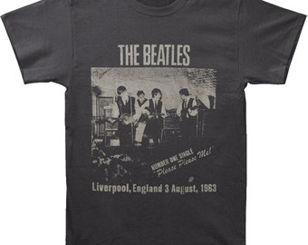 Beatles Cavern Club  Shirt  Size XL  Fab Four  60s music   Lennon  Starr McCartney