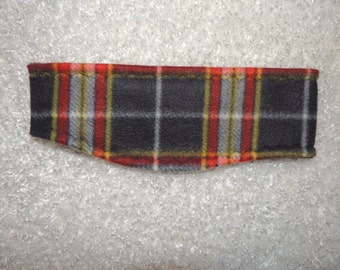 Ear Warmer, Plaid ear warmer, Plaid headband, top seller