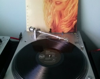 Lita Ford- 'Stiletto' Vinyl L.P  (1990)