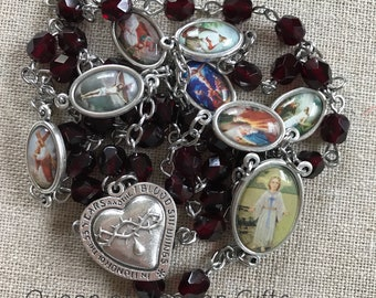 Chaplet of the Most Precious Blood
