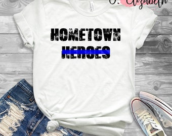 HOME TOWN HERO, Red,White,Blue,Green