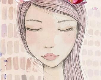 A4 Print - Daydreamer