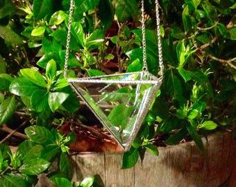 Stained Glass Bevel Hanger