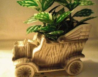 Napco Ceramic Jalopy Planter