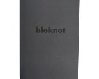 Bullet Journal | Dot grid Notebook, A5 (Gray)