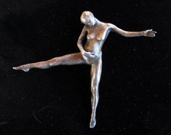 Pregnant Dancer Pendant