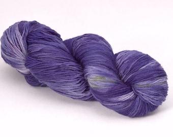 handdyed sockyarn superwash - wool/nylon mixture - fingering weight - colour s 188