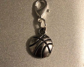 Basketball TN charm