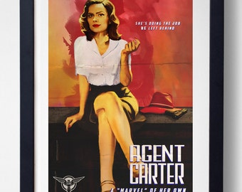 Agent Carter - A Marvel of her Own