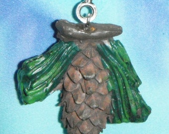 One - Pine Cone Country Home Decor Decorative ~ Ceiling Fan Pull