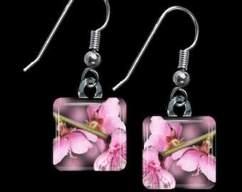 Cherry Blossom Earrings(ESak5.6)
