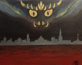 Sky Demon