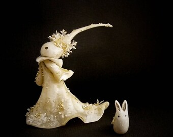 Garden Ghost and Bibbit Ghost