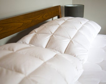 Hungarian Goose Down & Feather Pillow