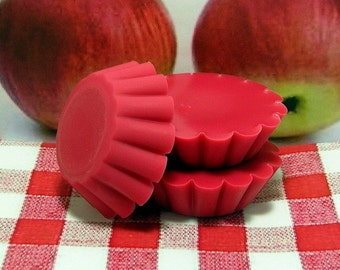 Macintosh Apple PURE SOY Tart Melts (Set of 4)