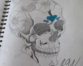 The Diamond Skull
