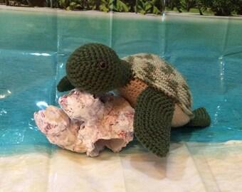 Sea Turtle Stuffed Animal