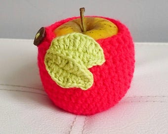 Teachers Gift Red Apple Cosy End of School Year Teacher Gift