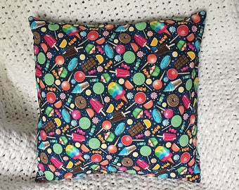 Sweet  - Throw Pillow Cover 16 x 16