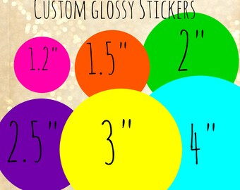 Custom stickers,custom labels, printed stickers, round labels, personalized stickers, product labels, logo sticker,stickers,labels,labelin