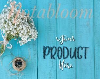 I Do Tabletop Mock-Up / Stock Photo / Art Stock Image / Product Mock-Up / Wedding / PNG / Digital Download