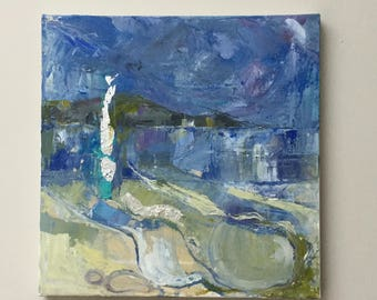 Original painting 'Light at Daymer Bay'