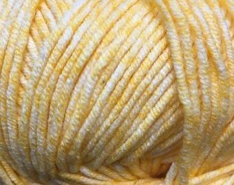 Saffron Cascade Sarasota Cotton and Acrylic Tweed Yarn 314 Yards Color 08