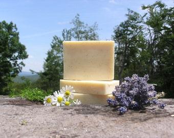 Lavender and Chamomile Soap