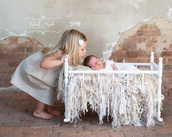 Photo Prop Baby Blanket Texture Prop for Newborn Infant Prop Children Photography Prop