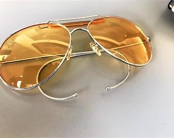 Amazing Vintage Aviator Sunglasses