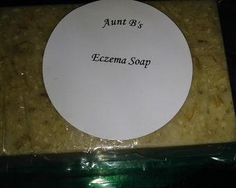 Eczema relief bar soap