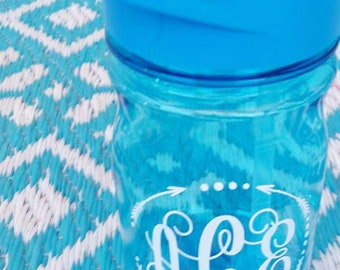 Monogrammed Kids Sippy Cup