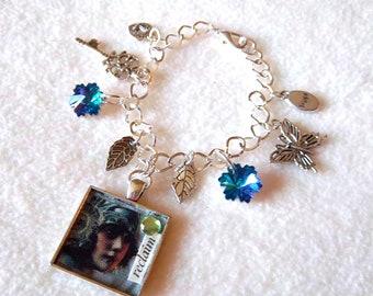 "Charm Bracelet - Healing Art ""Reclaim""  No. 61"