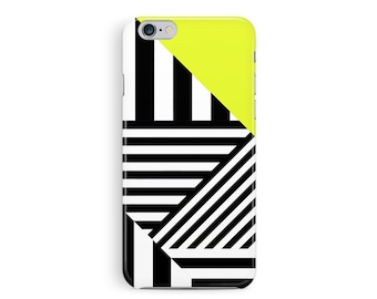 Stripey Phone Case, 80s pattern, Geometric Phone case, Phone Cases, Hipster Phone Cases, Aztec Phone Case, Pop Art, 80s Graphics Case