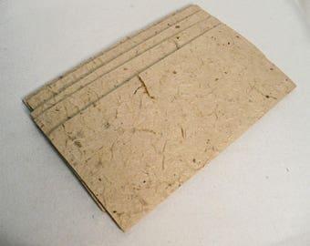 Envelope handmade, money envelope, gift envelope, handmade mulberry paper envelope, 8 pieces