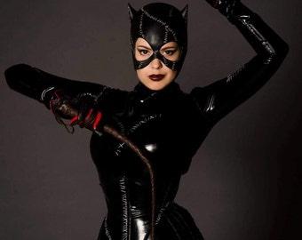 Catwoman Corset