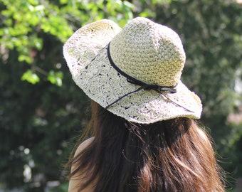 Woven hat, Sun hat