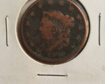 1828 Large Penny