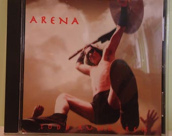 "011618 03 Used Todd Rundgren ""Arena"" CD  HiFi Recordings HF1002 Humanoid Music 36592"