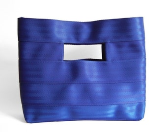 Limited Edition - The 'Hyphen' Bag in Blue